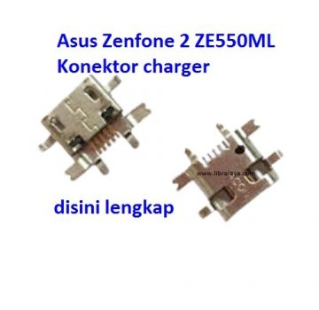 Jual Konektor charger Zenfone 2 ZE550ML