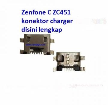 Jual Konektor charger Zenfone C ZC451