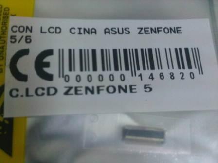 KONEKTOR LCD ASUS ZENFONE 5