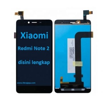 Jual Lcd Redmi Note 2