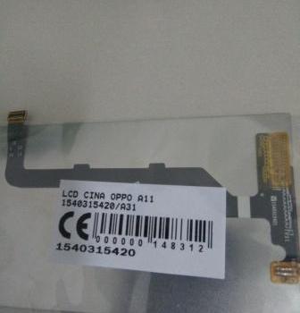 LCD OPPO MIRROR 3 TOUCHSCREEN OPPO R3001 | librajaya grosir