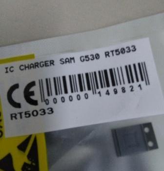 IC CHARGER SAMSUNG G530 RT5033 | librajaya grosir sparepart hp murah