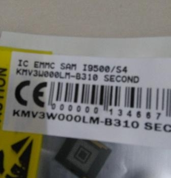 IC EMMC SAMSUNG I9500 GALAXY S4 KMV3W000LM-B310 SECOND