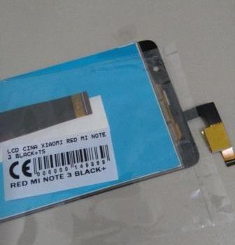 LCD XIAOMI RED MI NOTE