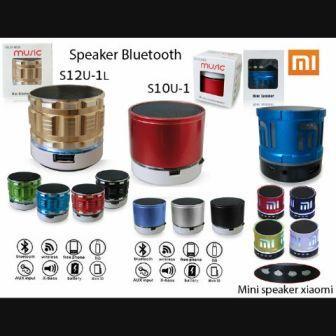 SPEAKER PHONE BLUETOOTH S12U-1L+ LAMPU+RADIO+USB