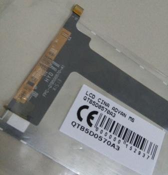 LCD ADVAN M6 QTB5D0570A3