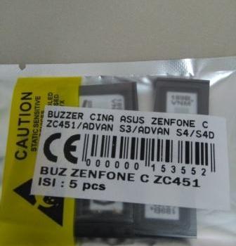 BUZZER ASUS ZENFONE C ZC451