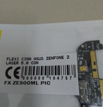 FLEXIBEL ASUS ZENFONE 2 LASER 5.0 KONEKTOR CHARGER