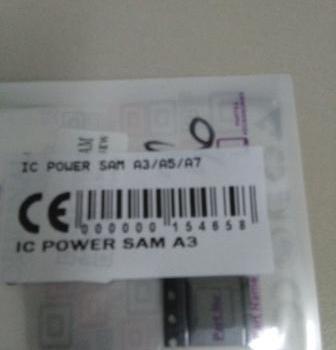 IC POWER SAMSUNG A3