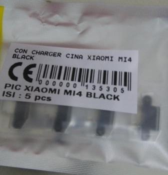 KONEKTOR CHARGER XIAOMI MI4 BLACK
