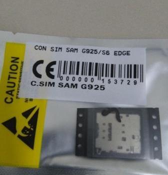 KONEKTOR SIM SAMSUNG GALAXY S6 EDGE