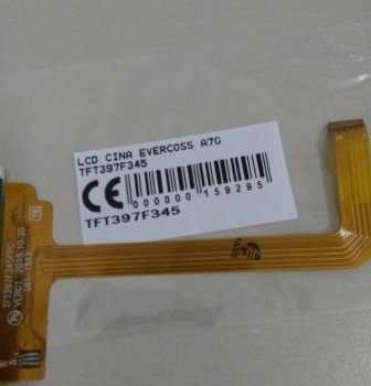 LCD EVERCOSS A7G TFT397F345