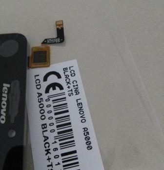 LCD LENOVO A500