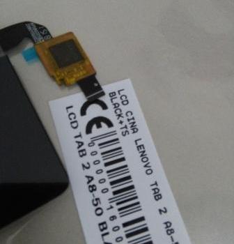 LCD LENOVO TAB 2 A8-50
