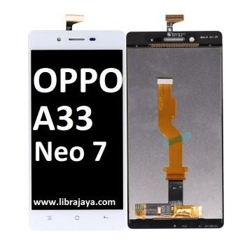 Jual Lcd Oppo A33-Neo 7 harga murah