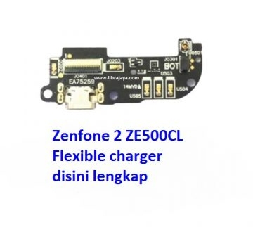 Jual Flexible charger Zenfone 2 ZE500CL