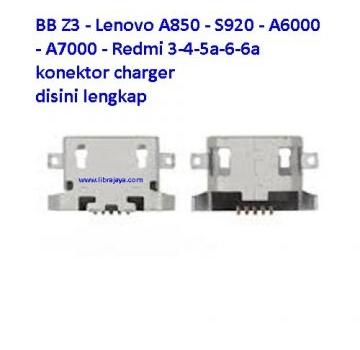 Jual Konektor charger Redmi 3
