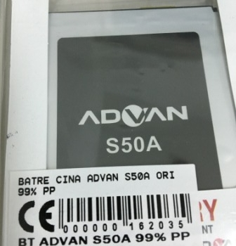 BATRE ADVAN S50A