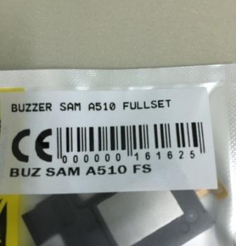 BUZZER SAMSUNG A510