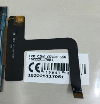 LCD ADVAN S6A 152225117051