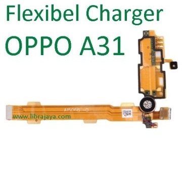 Jual Flexible Charger Oppo A31 murah
