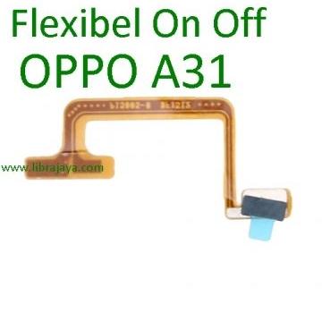 Jual Flexible On off Oppo A31 murah