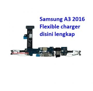 Jual Flexible charger Samsung A3 2016