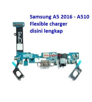 Jual Flexible charger Samsung A5 2016
