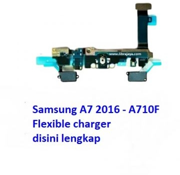 Jual Flexible charger Samsung A7 2016