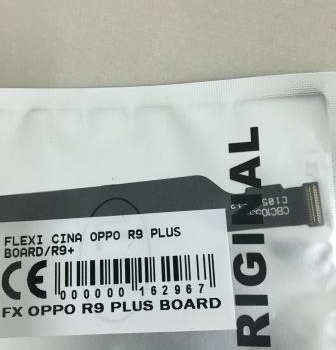 FLEXIBEL OPPO R9 PLUS BOARD