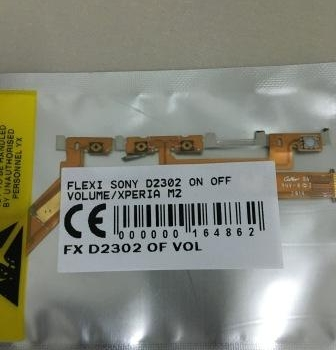 FLEXIBEL SONY C5502 ON OFF VIBRA-XPERIA ZR