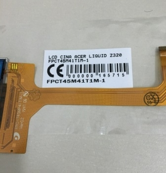 LCD ACER LIQUID Z320 FPCT45M41T1M-1