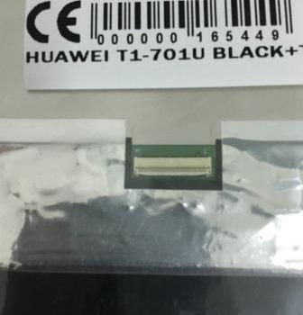 LCD HUAWEI T1-701U