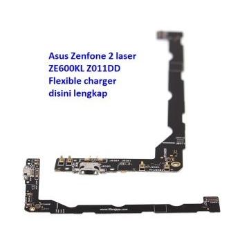 Jual Flexible charger Zenfone 2 laser