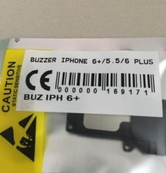 BUZZER IPHONE 6 PLUS