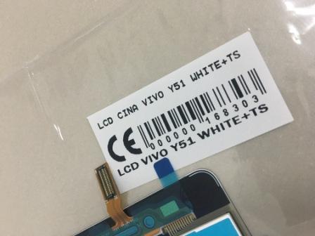 LCD VIVO Y51