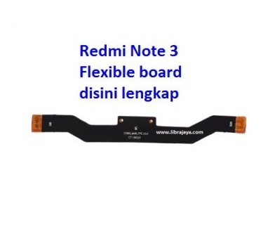 Jual Flexible board Redmi Note 3