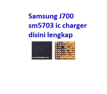 Jual Ic charger Samsung SM5703