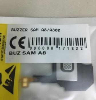 buzzer-samsung-a8