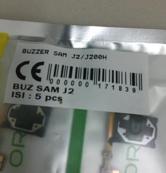 BUZZER SAMSUNG J2