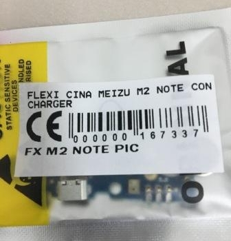 FLEXIBEL MEIZU M2 NOTE KONEKTOR CHARGER