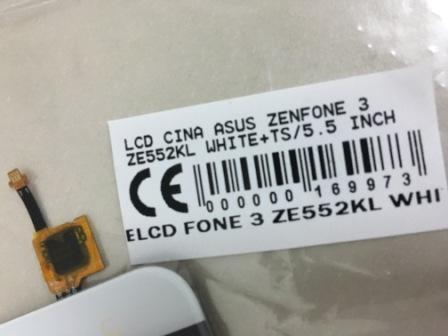 LCD ASUS ZENFONE 3 ZE552KL