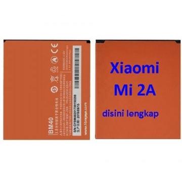 Jual Baterai Xiaomi Mi2a