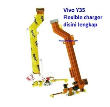 Jual Flexible charger Vivo Y35
