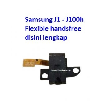 Jual Flexible handsfree Samsung J100