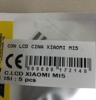 KONEKTOR LCD XIAOMI MI5