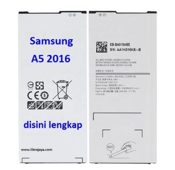 Jual Baterai Samsung A5 2016