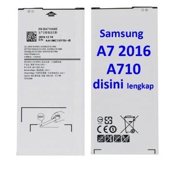 Jual Baterai Samsung A7 2016