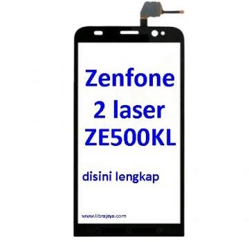 Jual Touch screen Zenfone 2 laser ZE500KL