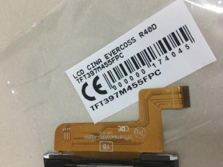 LCD EVERCOSS R40D